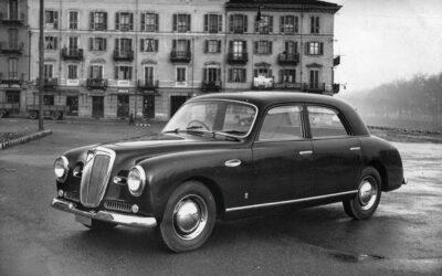 Lancia – Aurelia B50 Farina